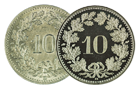 10 centimes